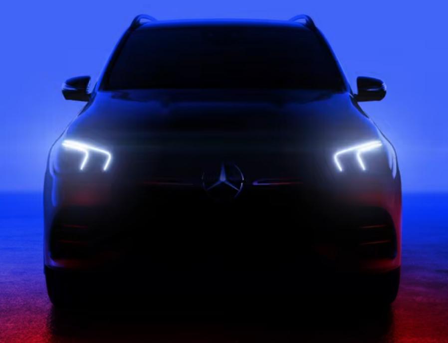 Дизайн нового кроссовера Mercedes-Benz GLE засветился в видеоролике