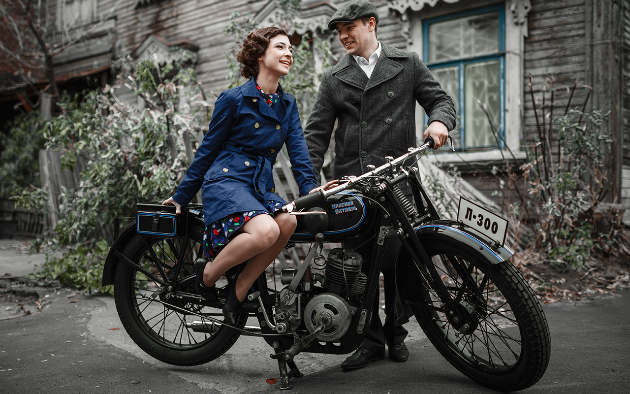 Первый серийный советский мотоцикл: история одной копии