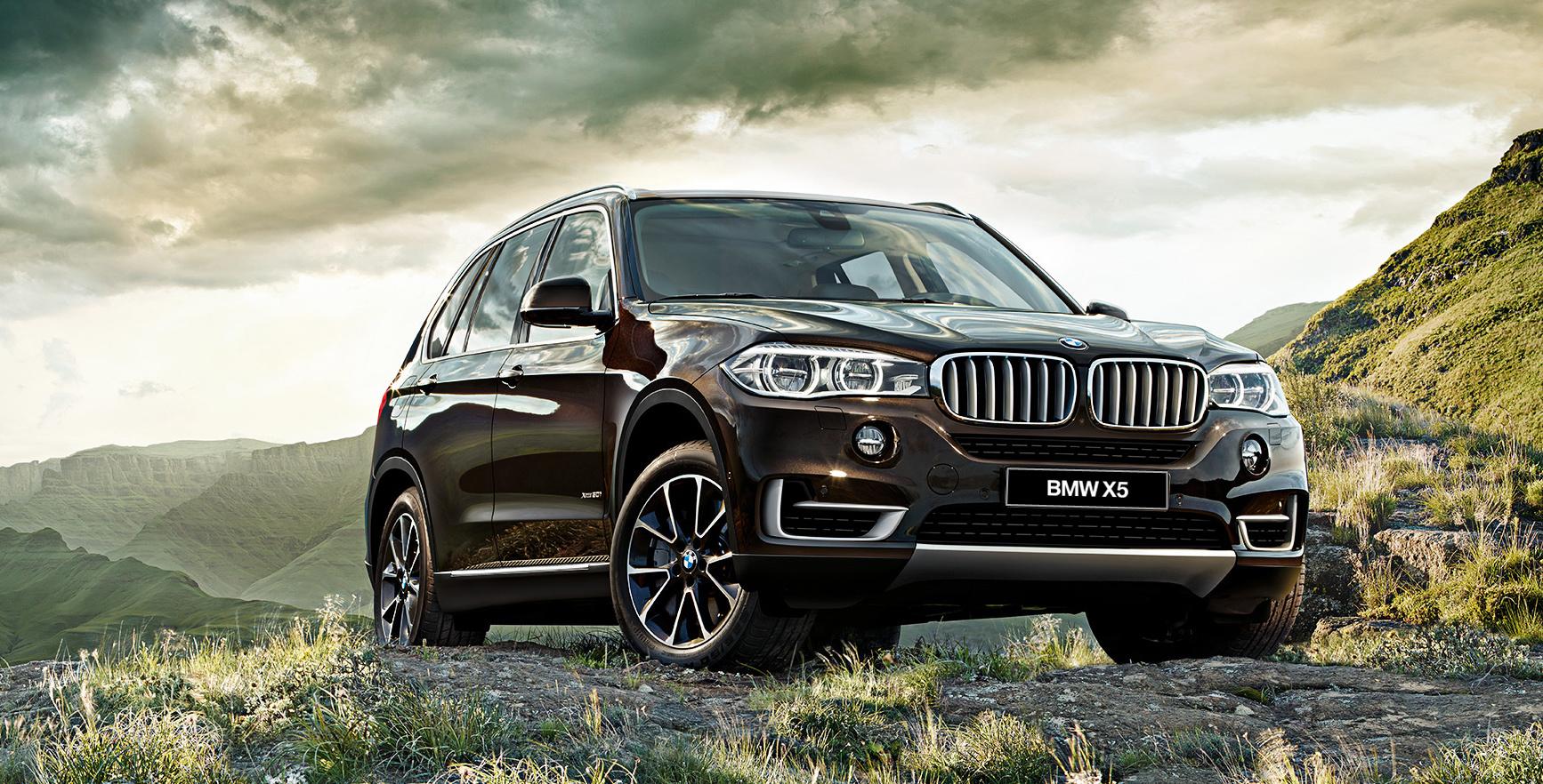 BMW X5 (БМВ X5), сравнение старого и нового поколений ...