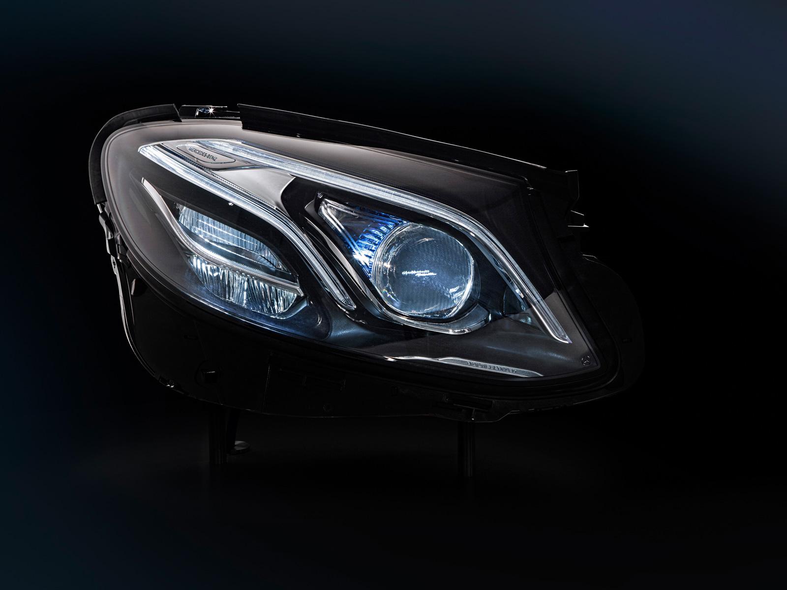 Новый Mercedes-Benz E-класса: что нового? - журнал За рулем