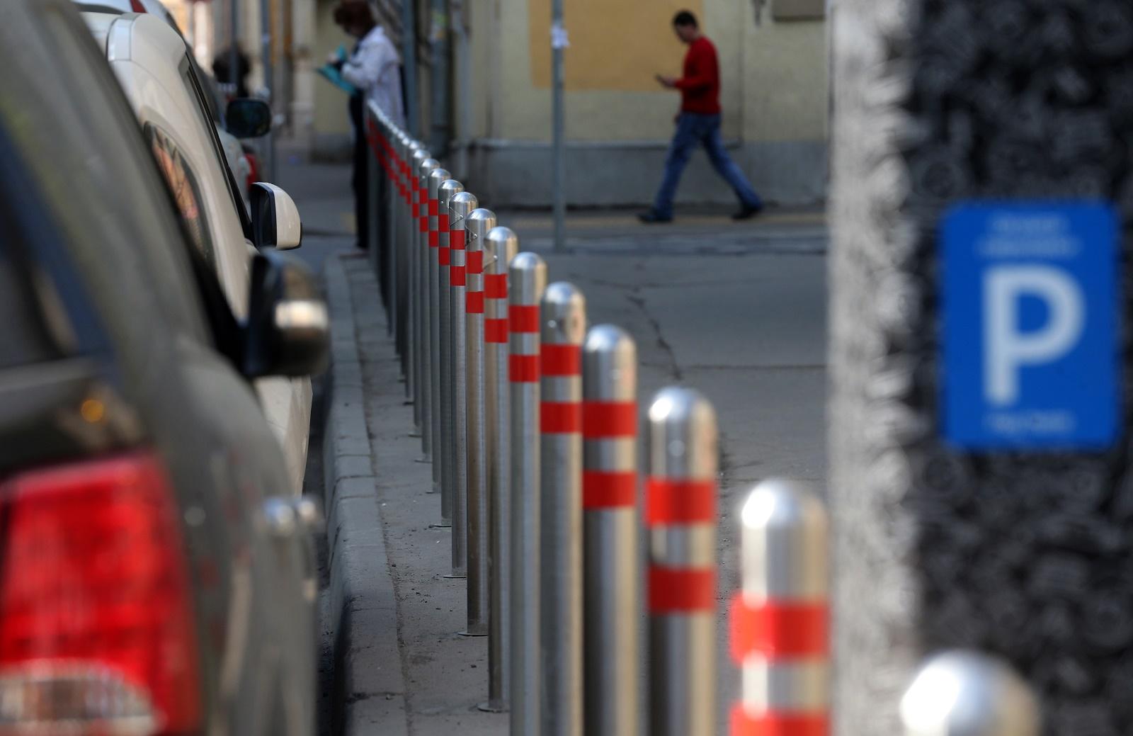 Резидентные парковочные разрешения с ноября можно будет оформить на три года