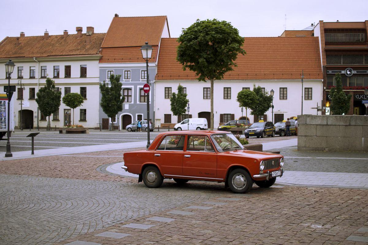 Автолюбитель на «копейке» собрался доехать из Москвы до Турина - журнал За рулем