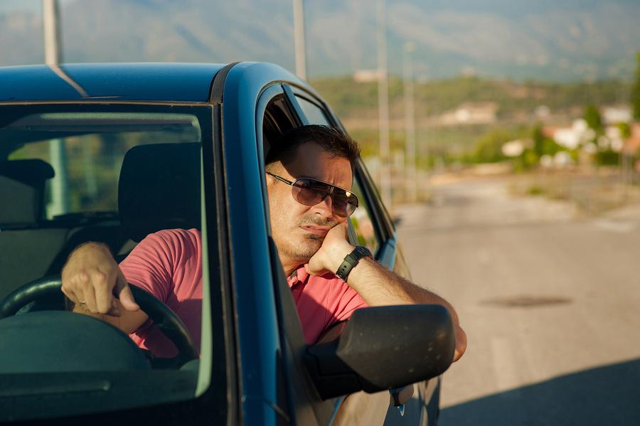 Факторы стресса на дорогах - журнал За рулем