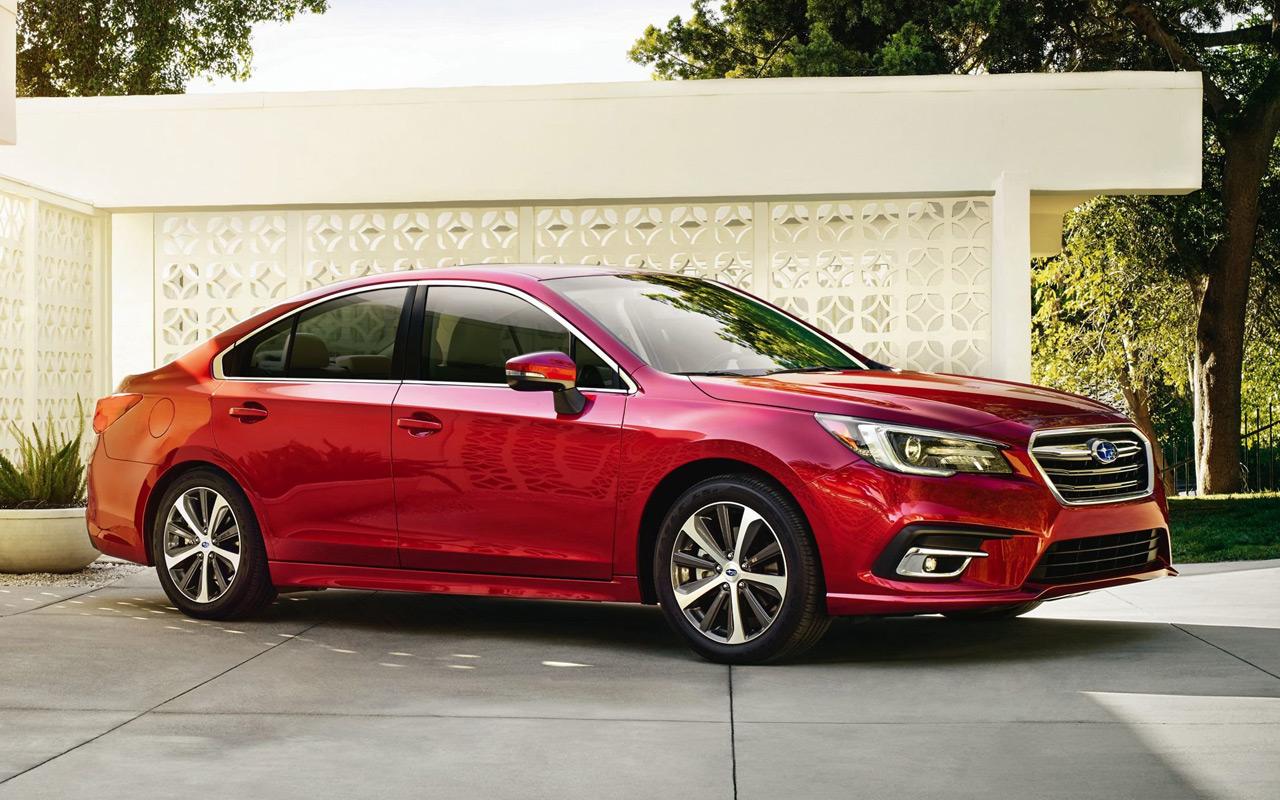Subaru подняла цены на три модели в России