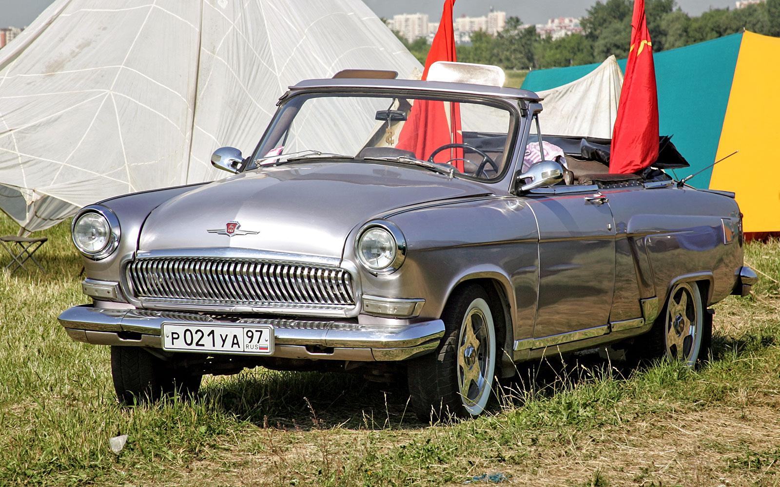 так как популярные советские авто фото включается