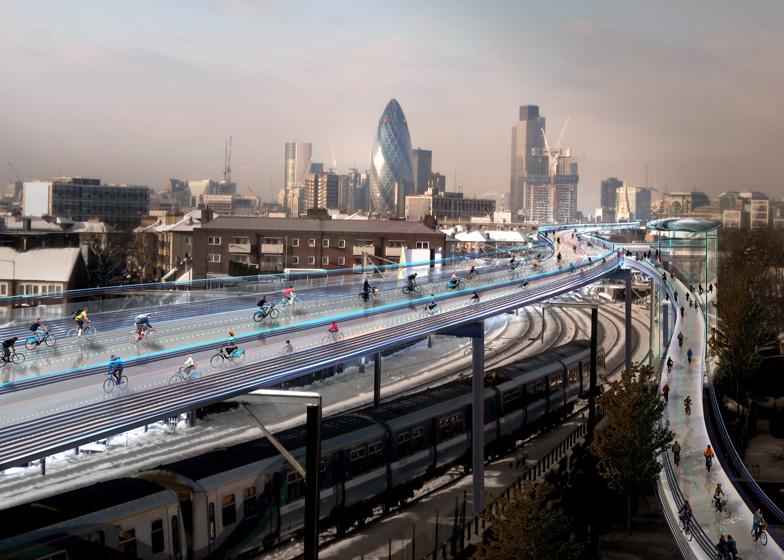 Как могут выглядеть дороги будущего - журнал За рулем