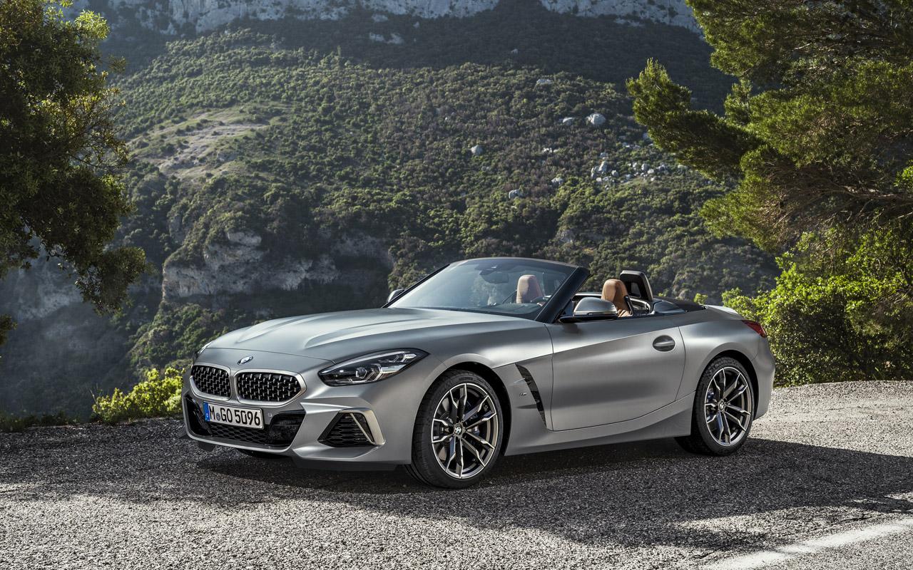 Новый BMW Z4: российские цены и комплектации