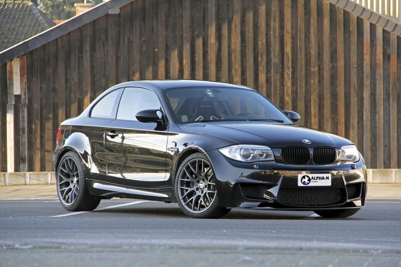 Тюнеры превратили BMW 1 M Coupe в монстра - журнал За рулем