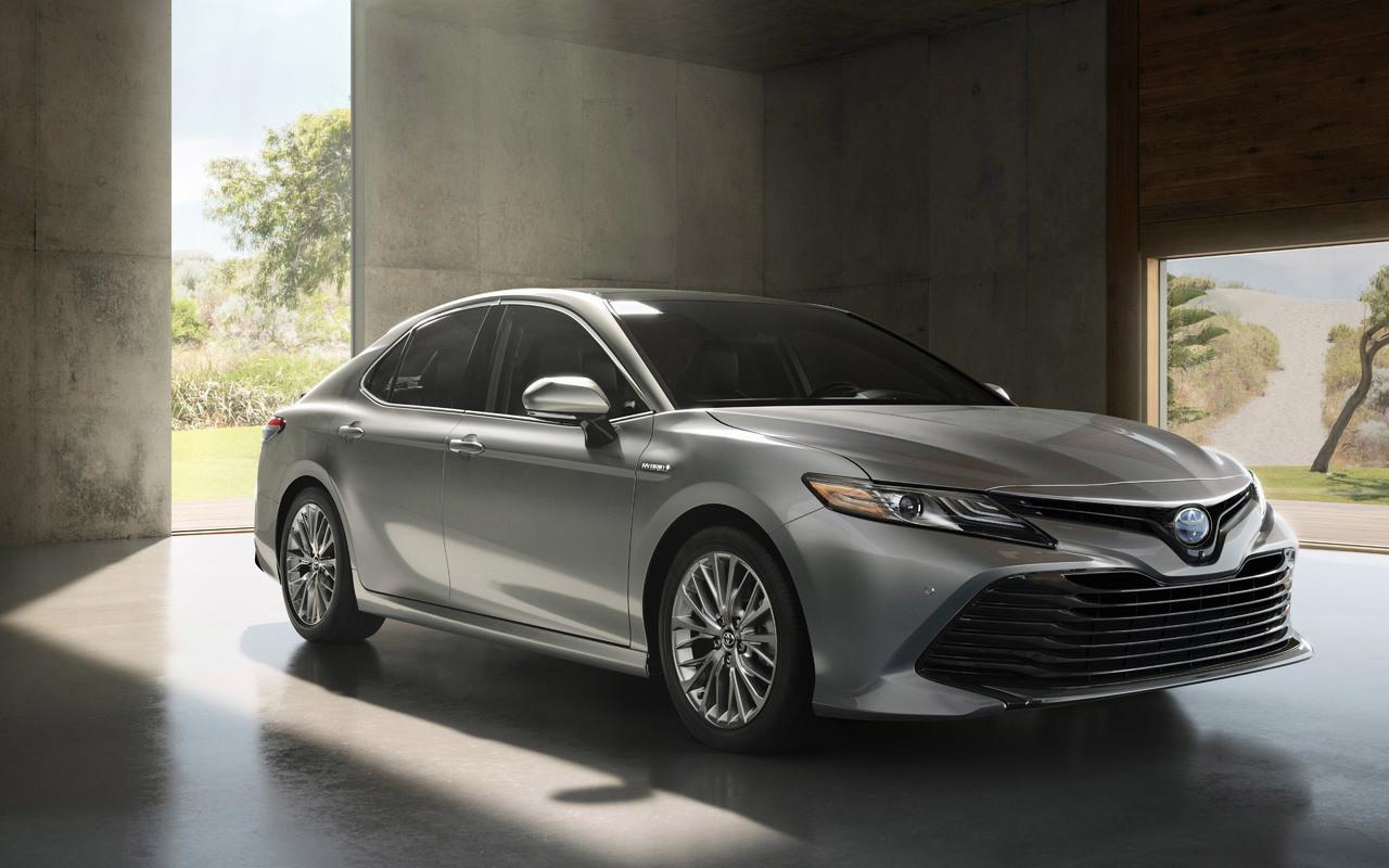 Toyota подняла цены на весь модельный ряд
