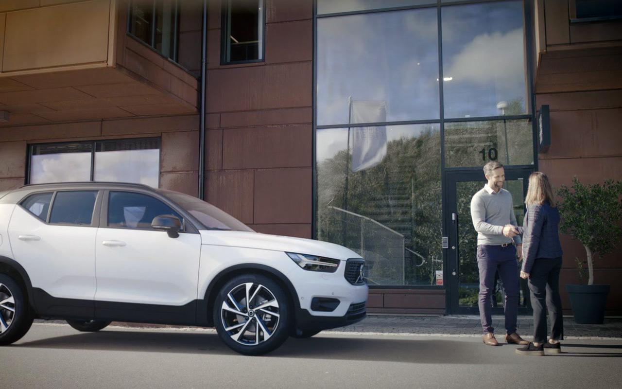 Volvo начала отговаривать людей отпокупки автомобилей