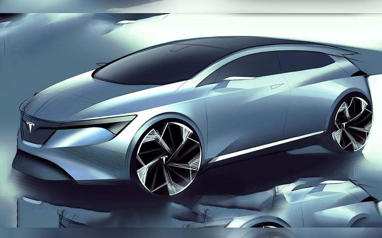 Tesla готовит модель за 1,9 млн рублей