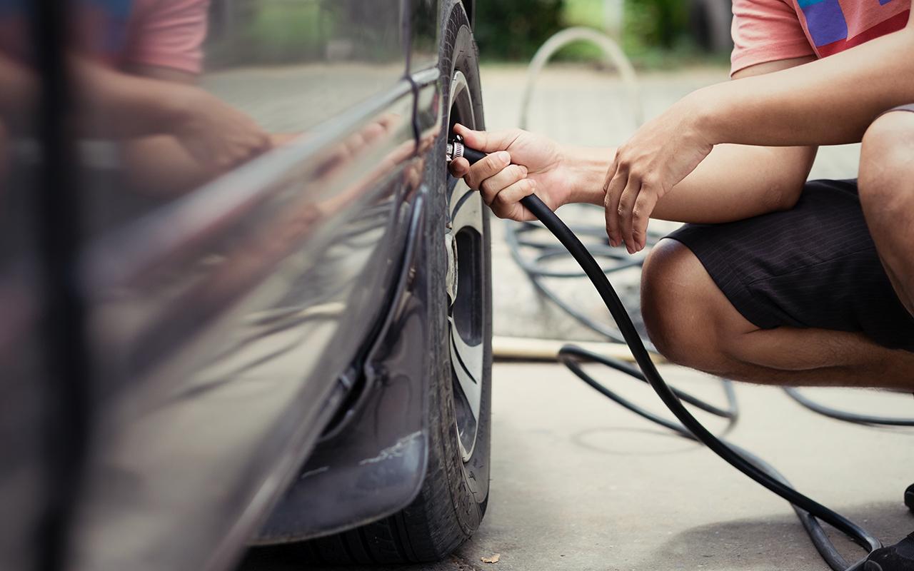 Азот в шинах — это развод. Но есть реальные способы сэкономить!