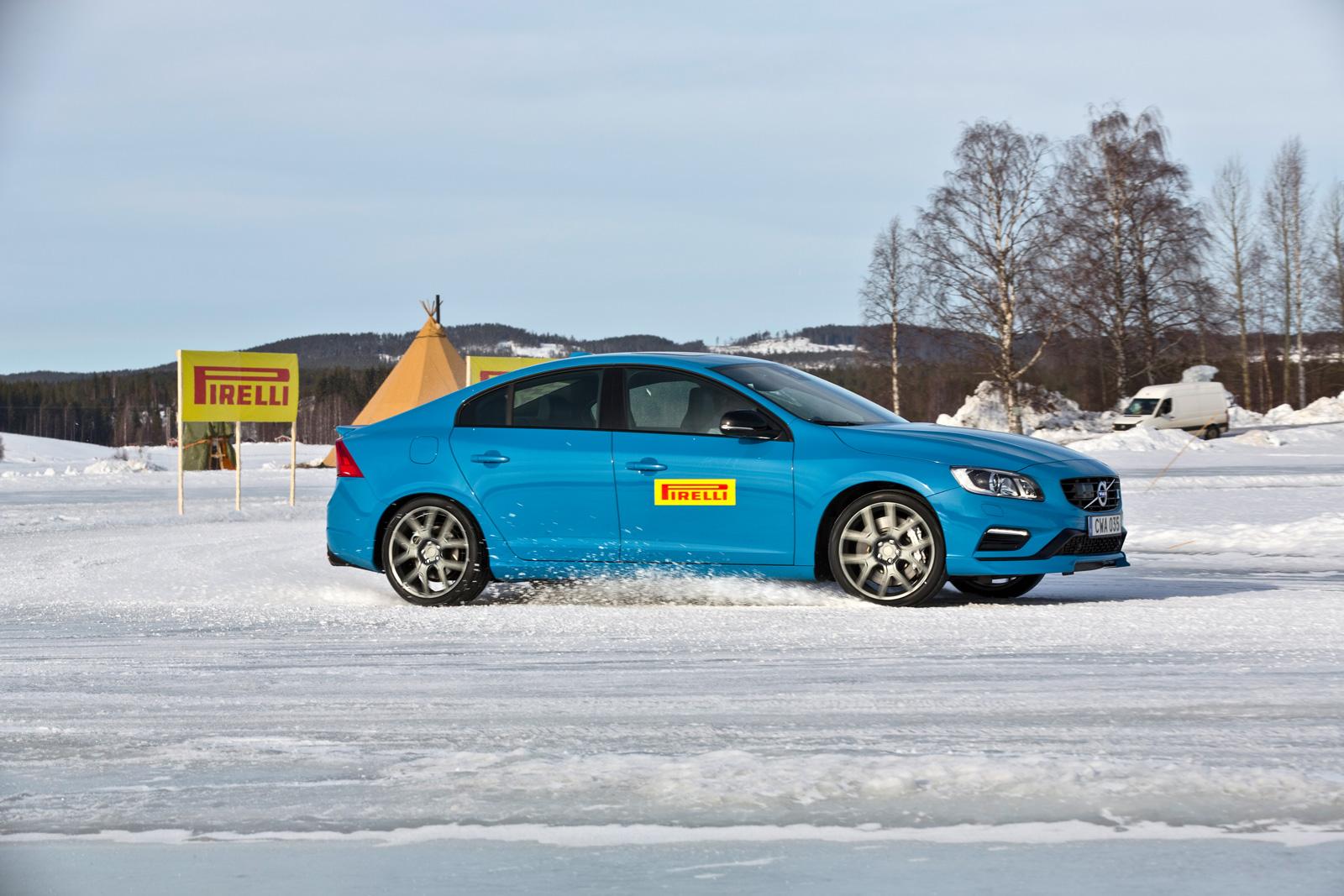 <b>Шины</b> Pirelli Ice Zero FR — тест на снегу и асфальте — журнал ...