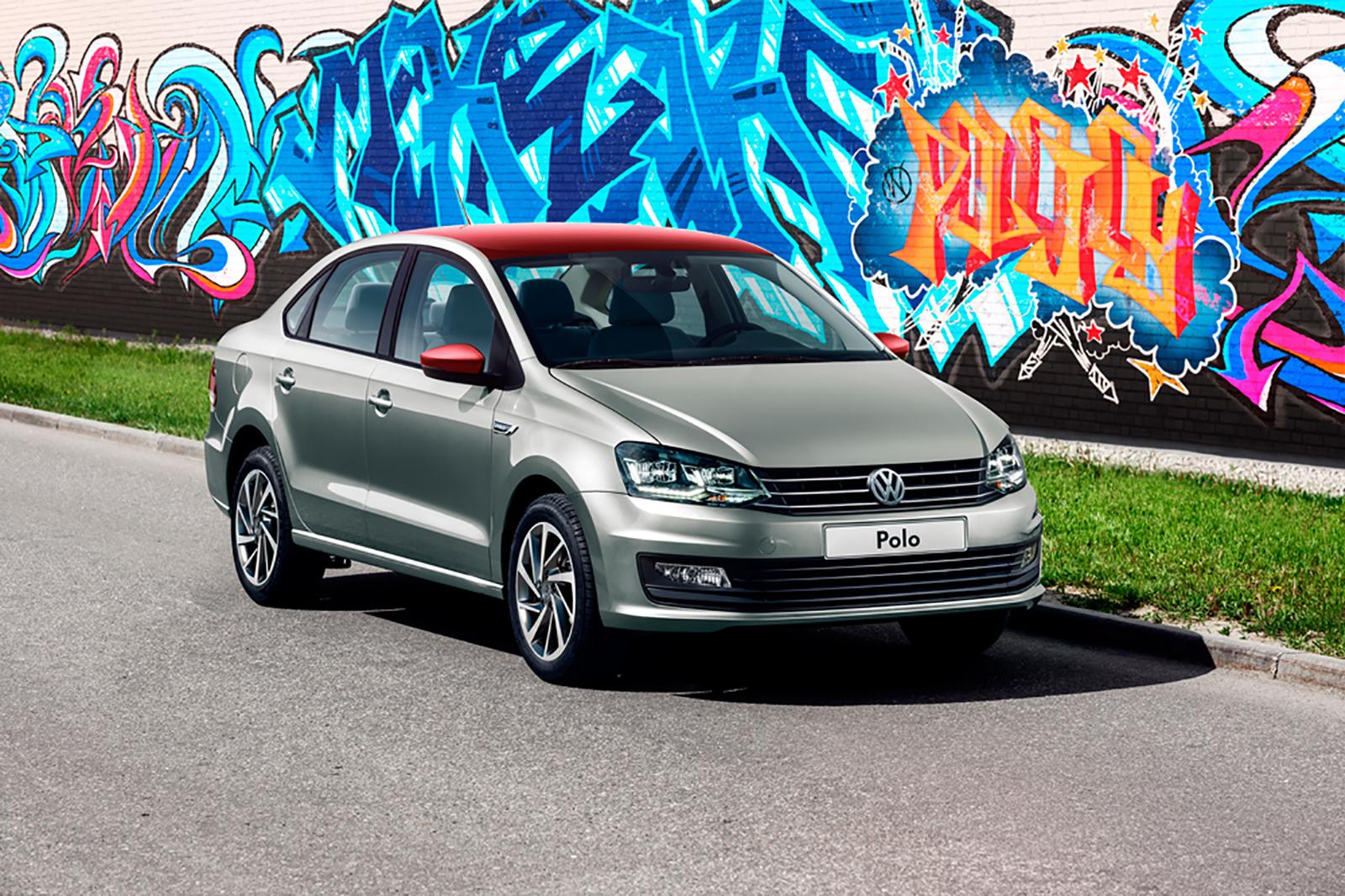 Volkswagen Polo 2019 года изоражения