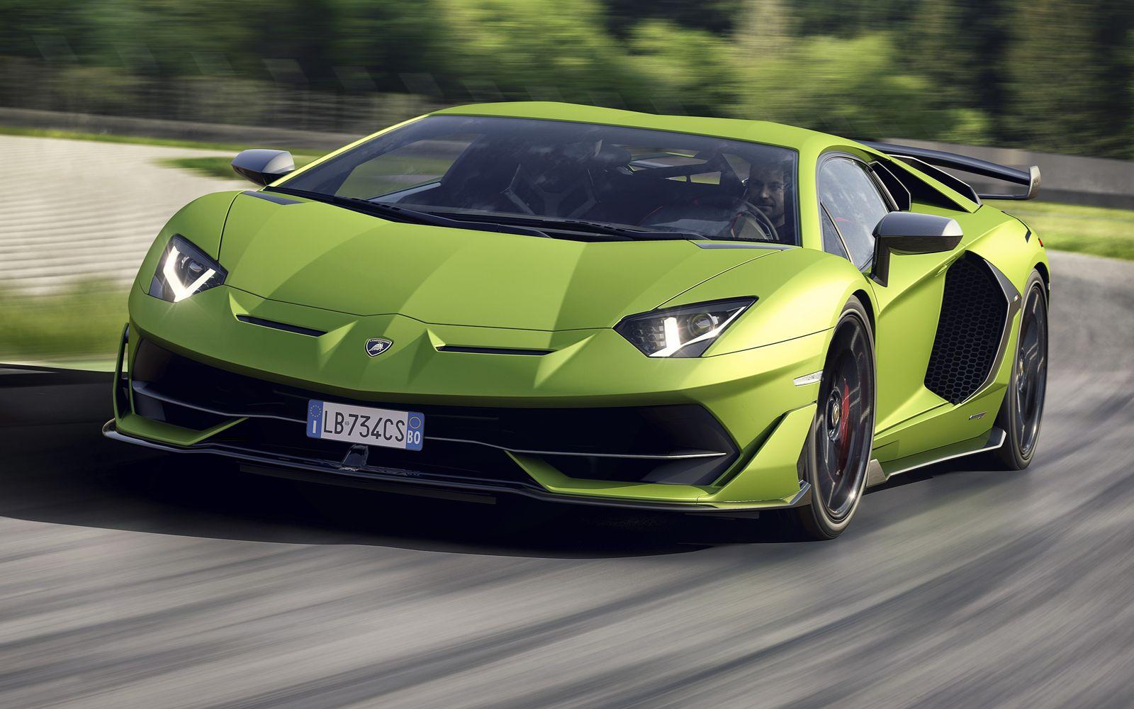 Lamborghini представила самый быстрый суперкар в своей истории