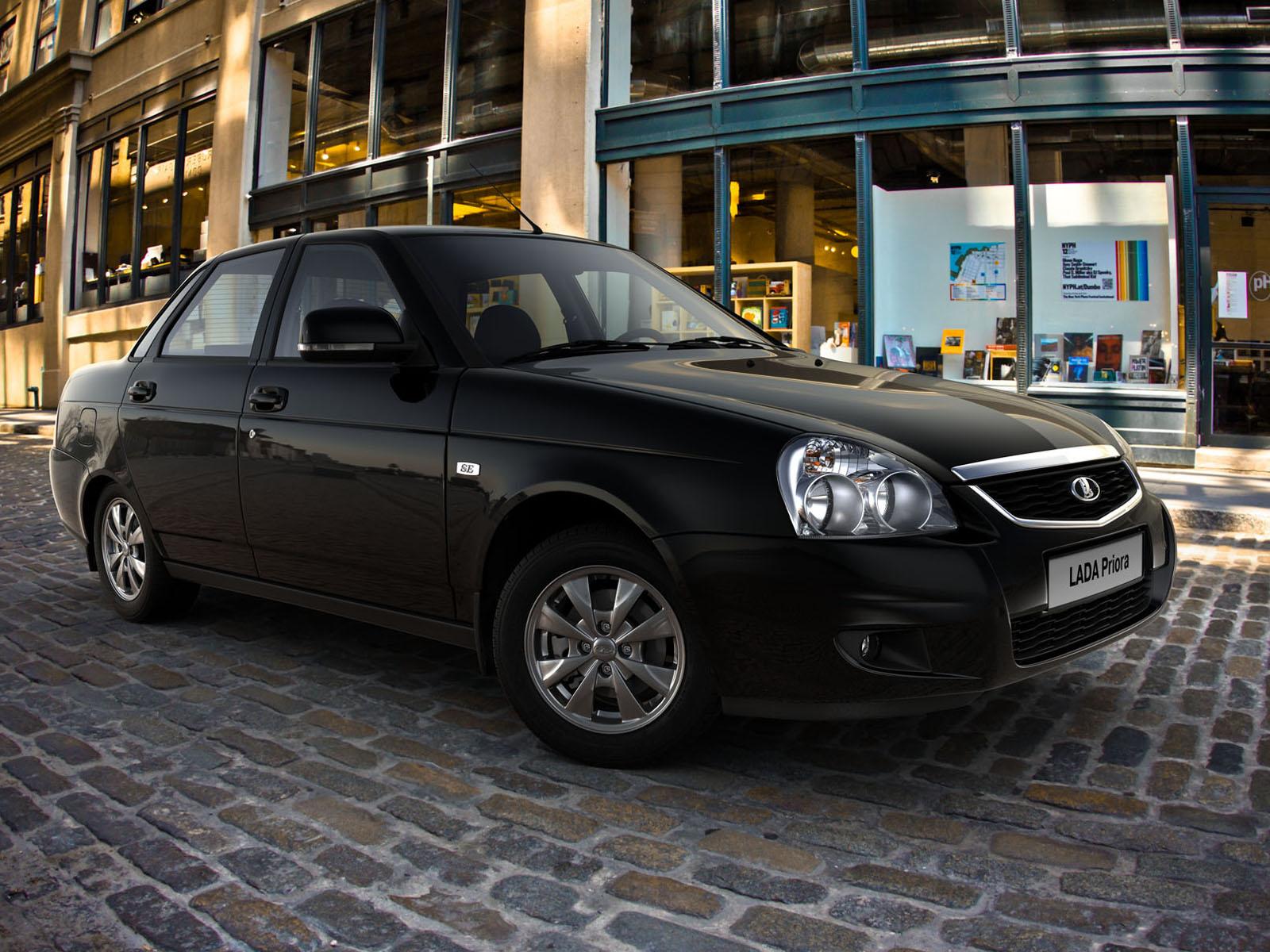 АвтоВАЗ разработал программу модернизации Lada Priora