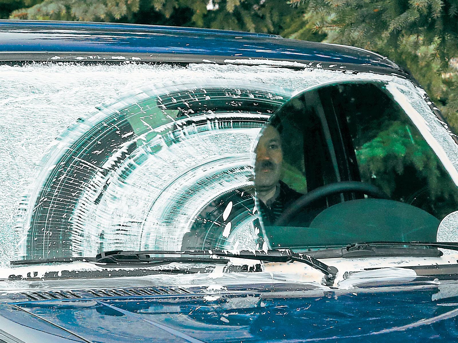 Европейцы чаще меняют щетки стеклоочистителей на автомобилях - журнал За рулем