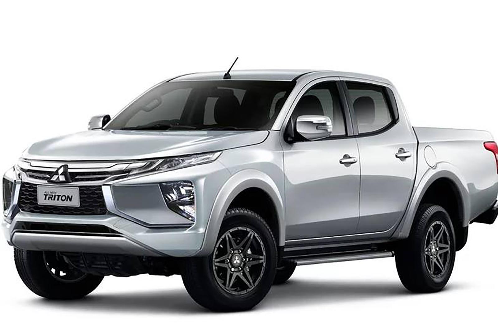 Новый Mitsubishi L200 показали на видео