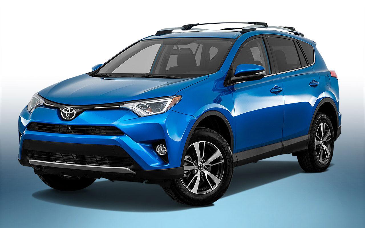 Toyota RAV4 с пробегом — все неисправности