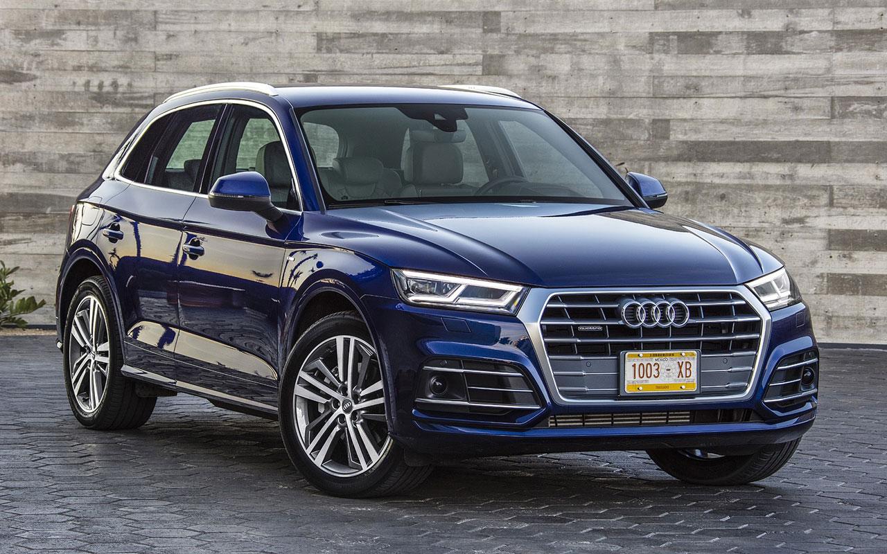 Audi отзывает Q5 из-за дефекта тормозов
