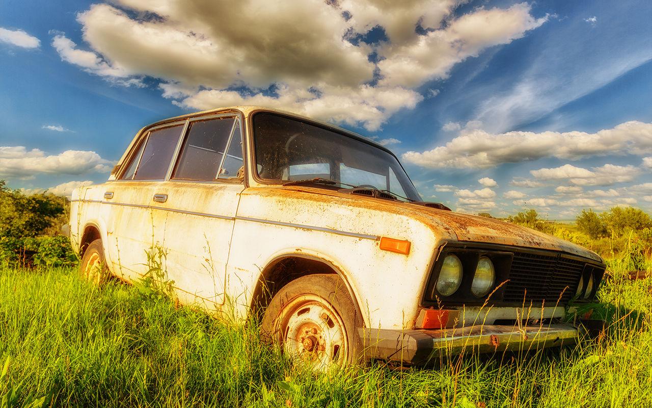 Госдума уточнила, какие старые машины хотят запретить