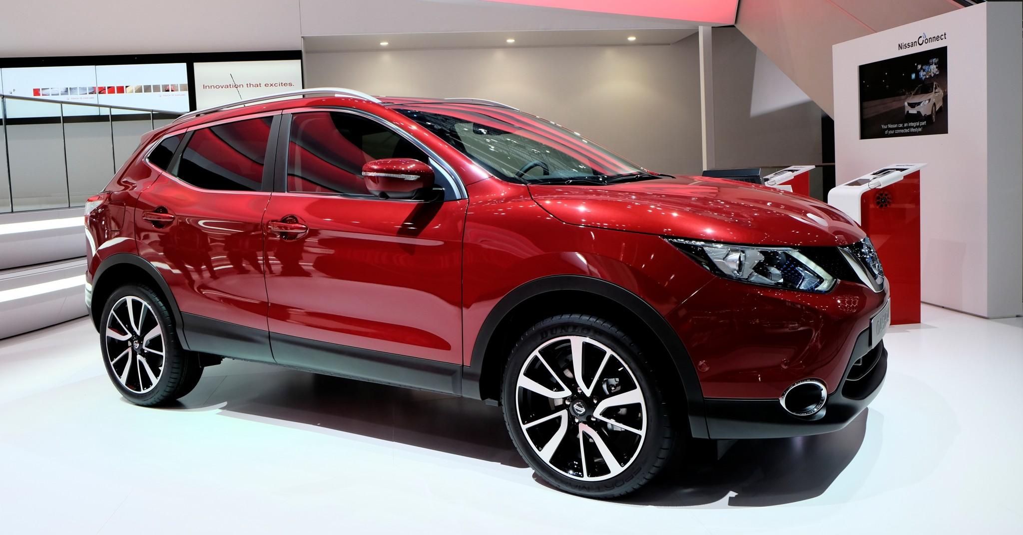 Объявлены цены и комплектации нового Nissan Qashqai 2014 ...