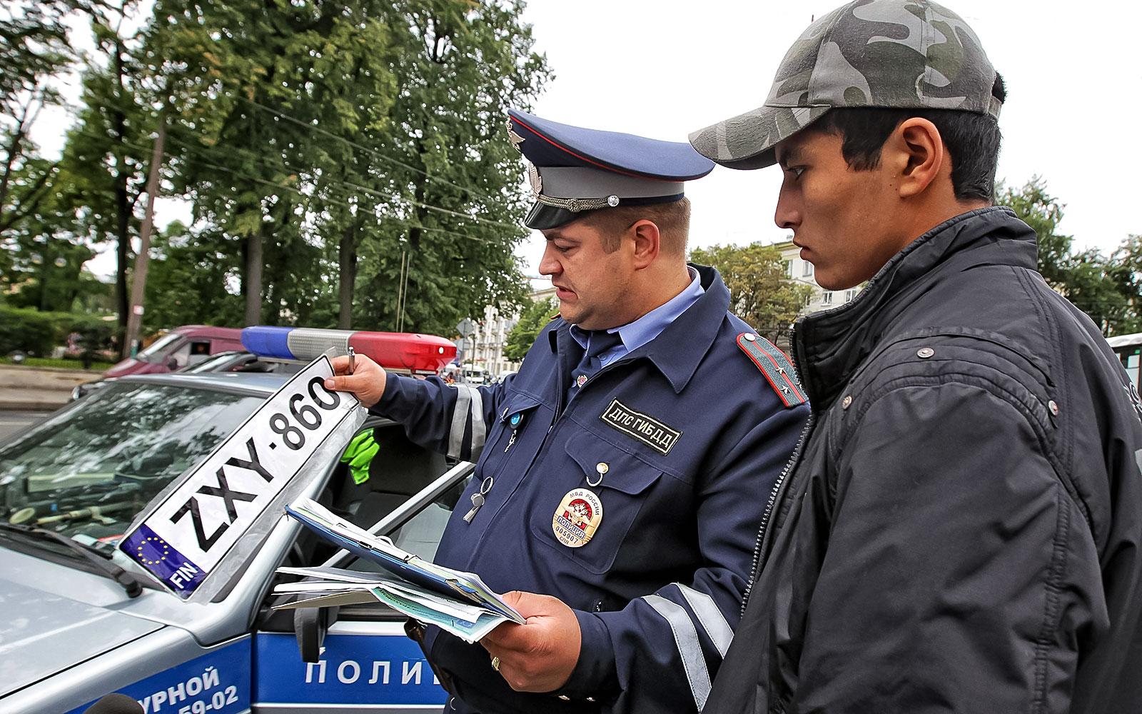 Проверить штрафы гибдд иностранному гражданину