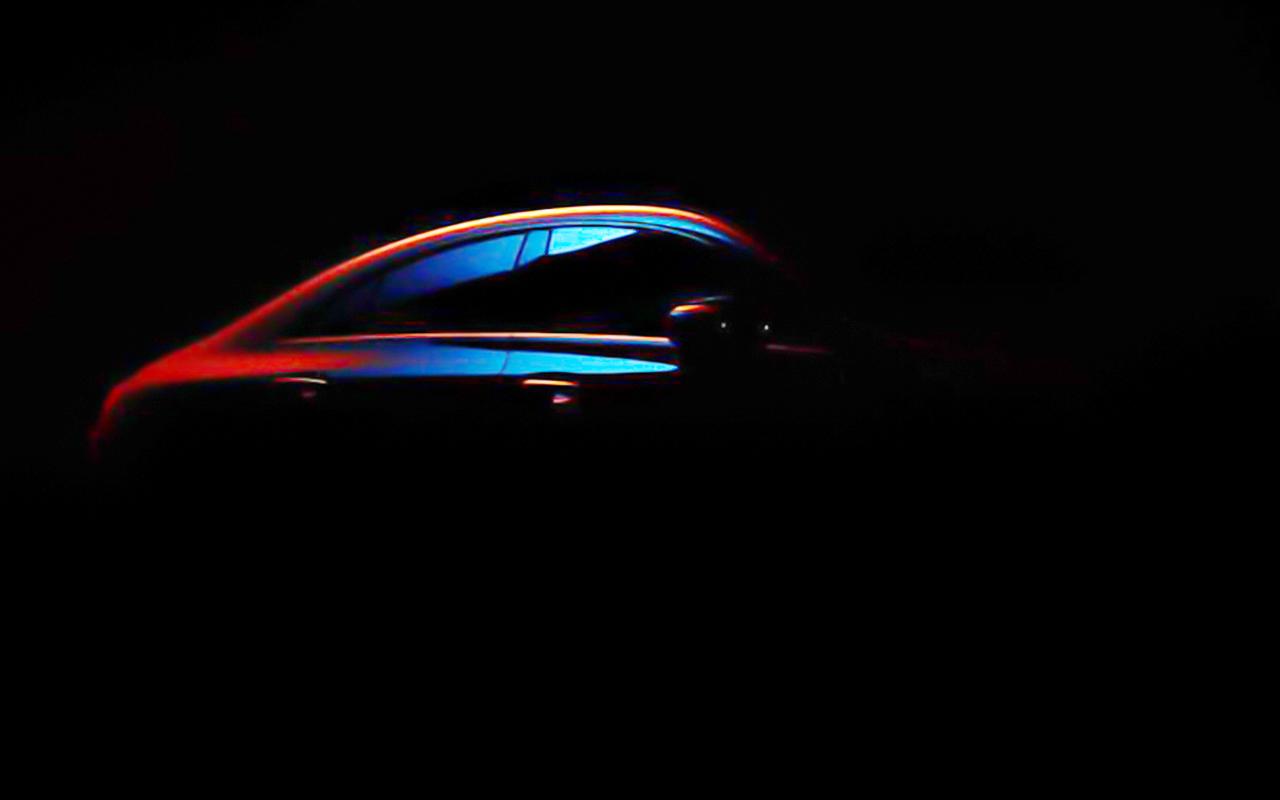 Mercedes-Benz покажет новый CLA… навыставке электроники