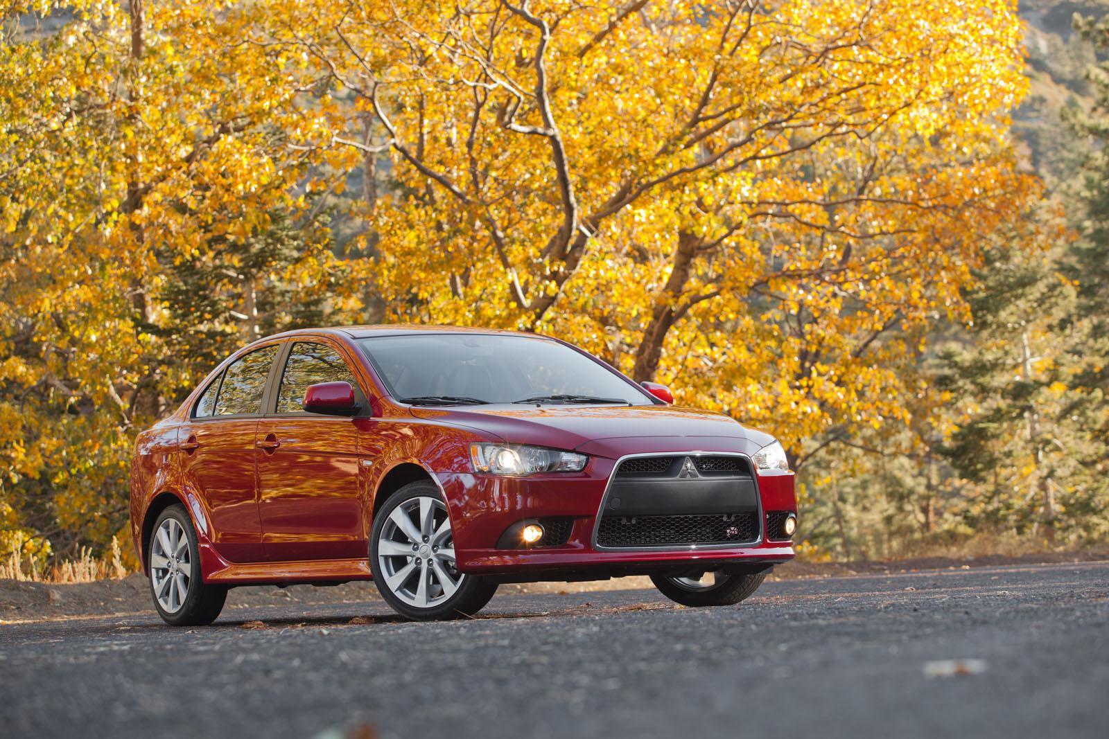 Новое поколение Mitsubishi Lancer появится через два года - журнал За рулем