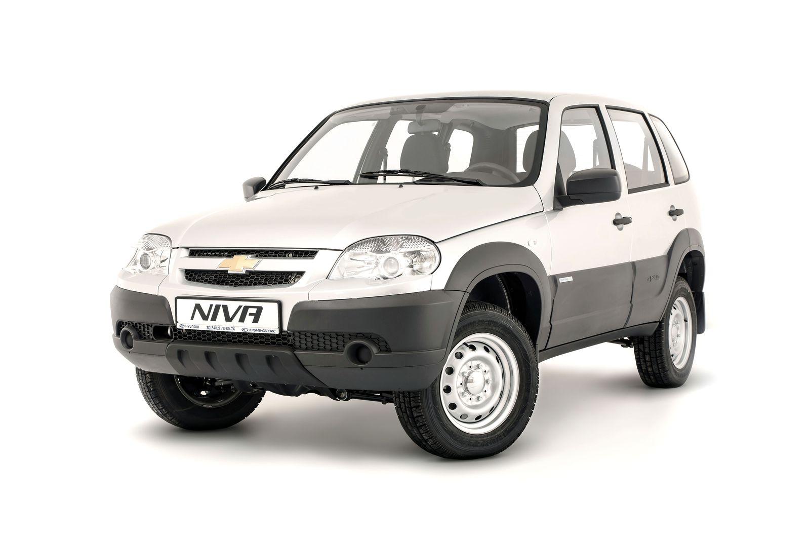 Автолюбитель на Chevrolet Niva доехал до суда - журнал За рулем