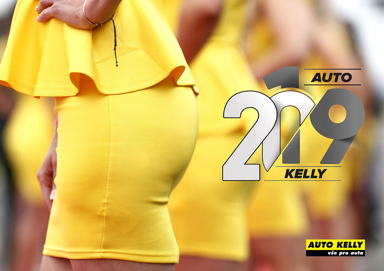 Девушки автоспорта: календарь Auto Kelly на2019год