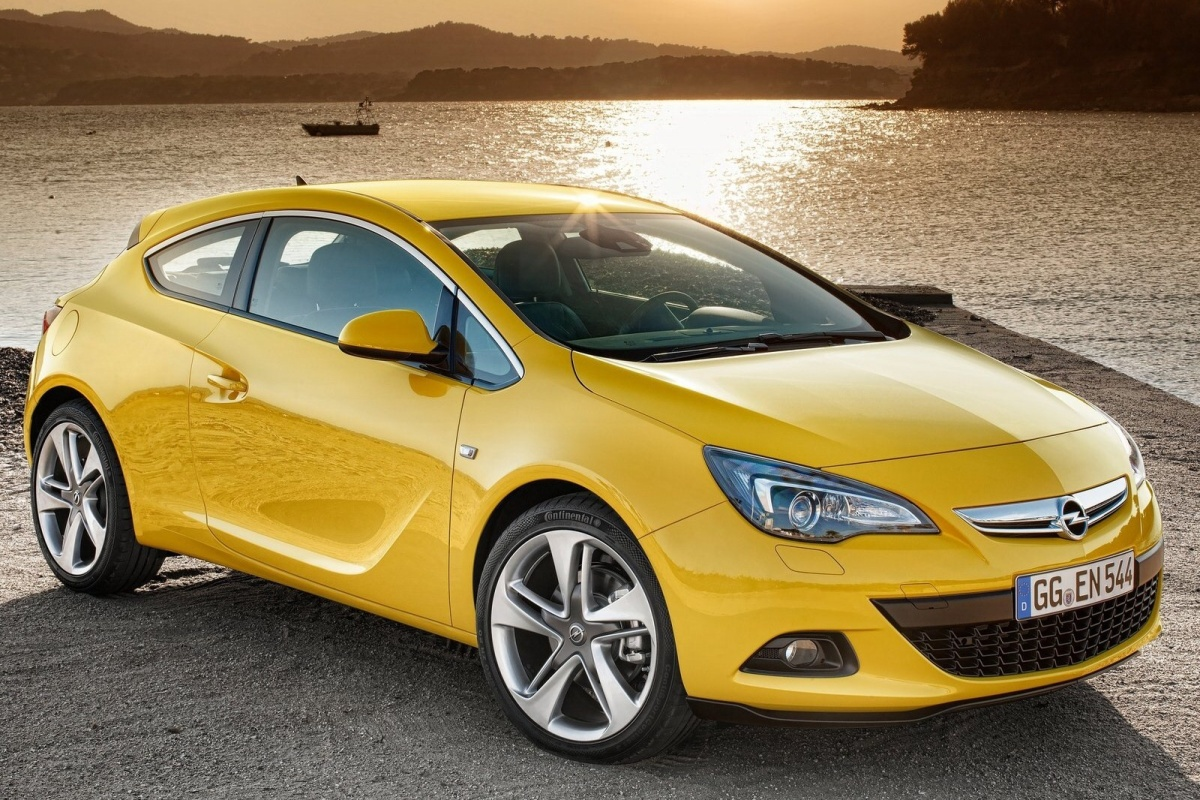 Тест Opel Astra OPC 2 13 www skorost-tv ru - YouTube