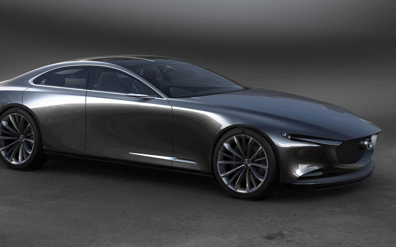 Mazda 6 с задним приводом - уже скоро
