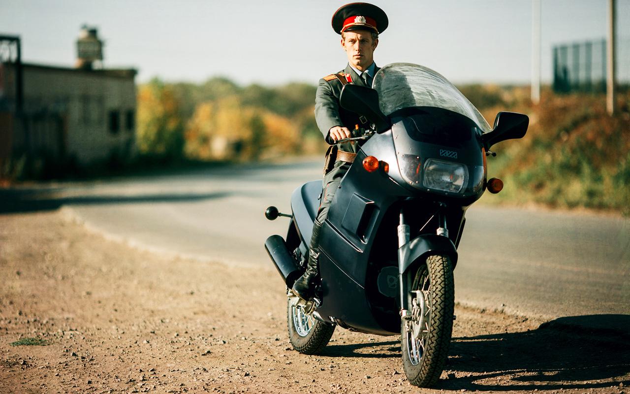 Первый советский мотоцикл с роторным двигателем: пуля с ВАЗа!