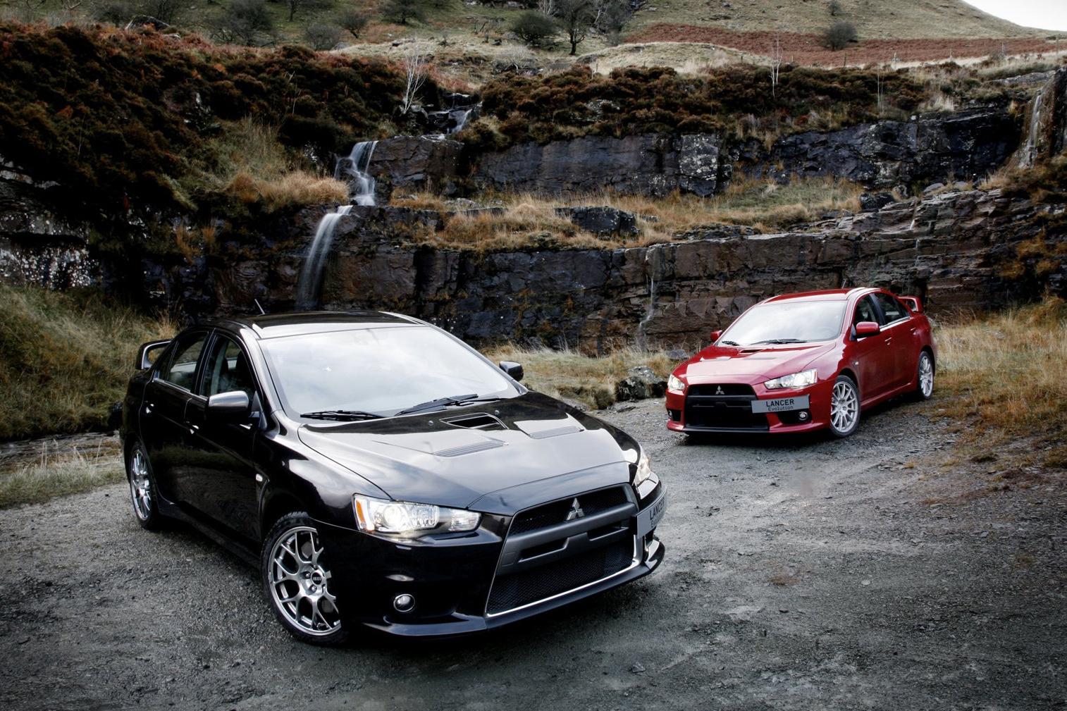 В Mitsubishi рассказали, каким станет последний Evo