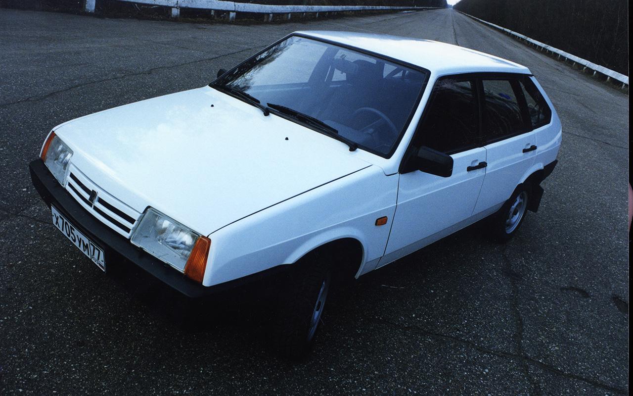 Самые крутые отечественные автомобили 1990-х